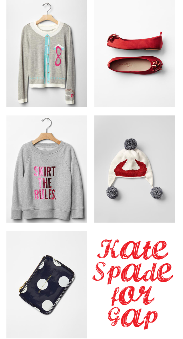 Kate Spade for Gap