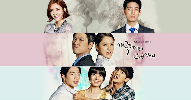 Download Drama Korea What Happens to My Family? Batch Subtitle Indonesia