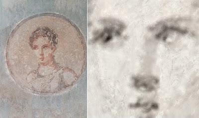 Ρωμαϊκό πορτρέτο αποκαλύπτεται με την βοήθεια της τεχνολογίας