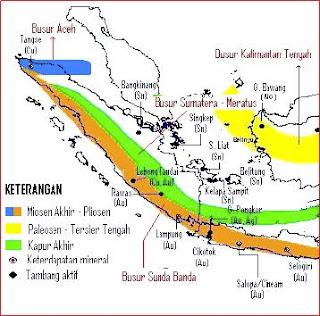 Busur Metalogenik Pulau Sumatera