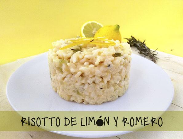 RISOTTO DE LIMON Y ROMERO LA COCINERA NOVATA ARROZ NIGELLA RECETA COCINA GASTRONOMIA VEGETARIANO VEGANO PARMESANO