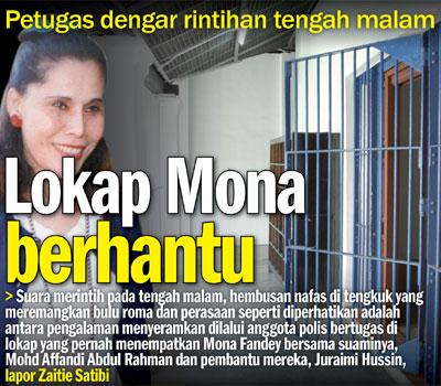 who is mona fendi