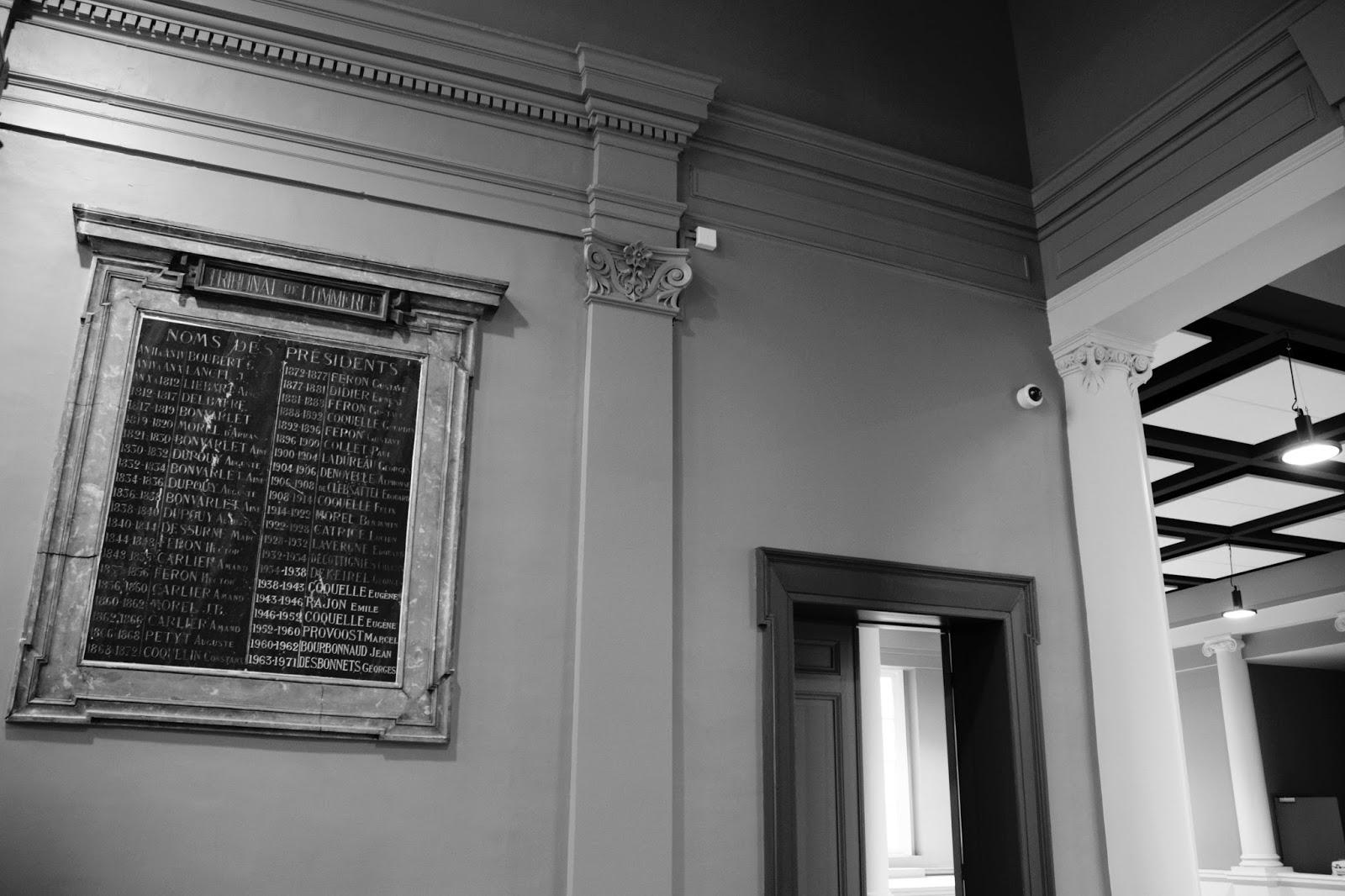 Histoires du nord 3 en passant par le palais de justice for Chambre de commerce dunkerque