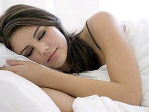 Tidur untuk Kecantikan
