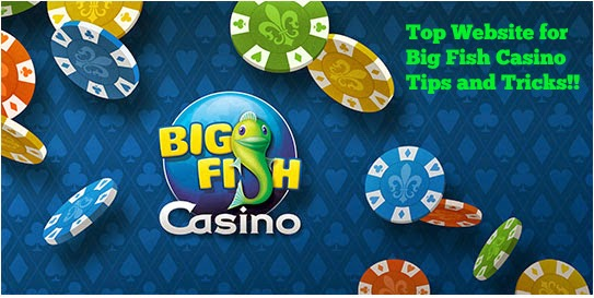 Big Fish Casino Promo Code
