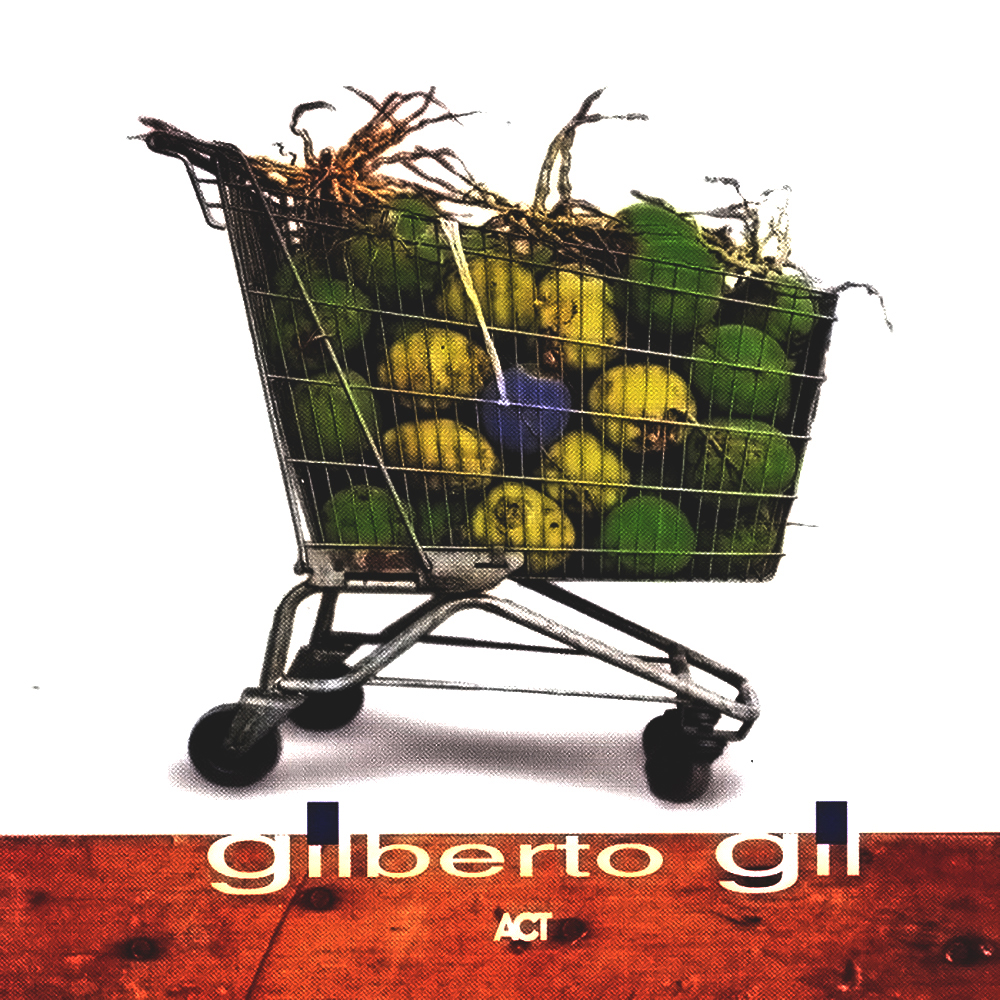 Gilberto Gil - O Sol de Oslo [1998]