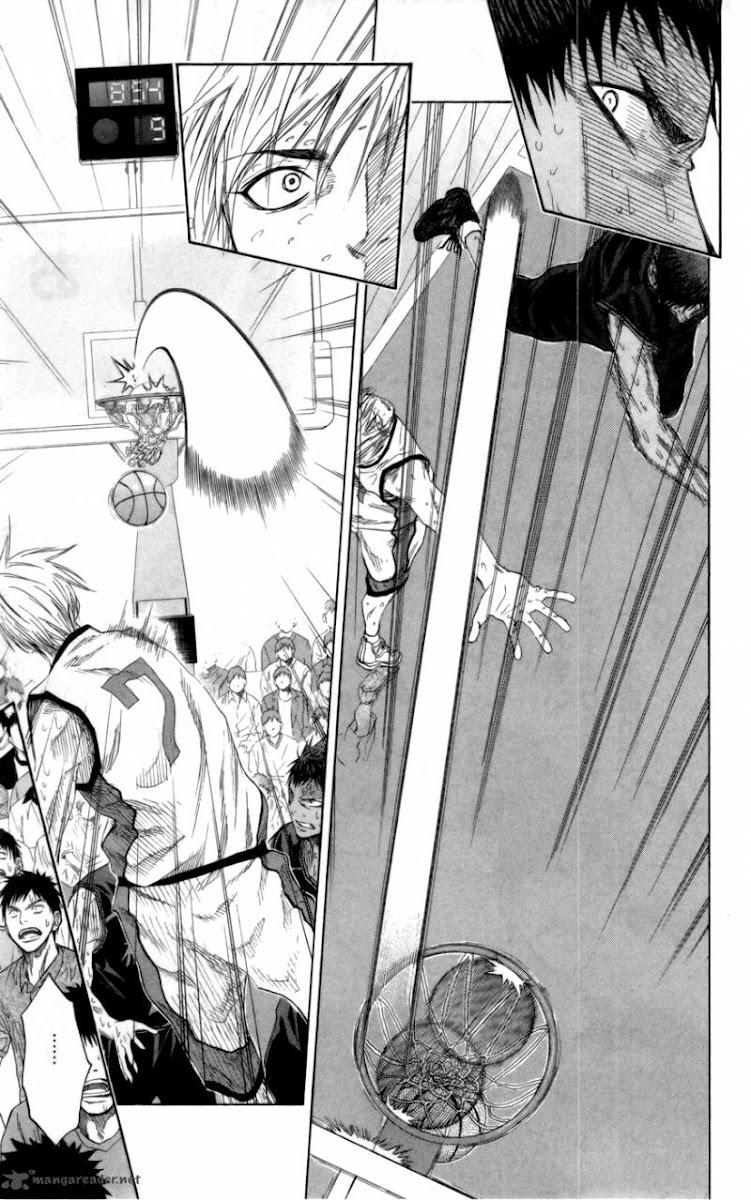 Kuroko No Basket chap 071 trang 15