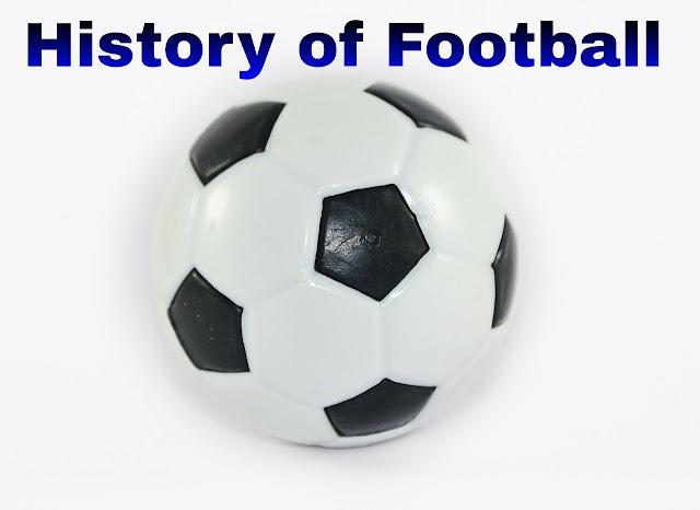 History of football in short.