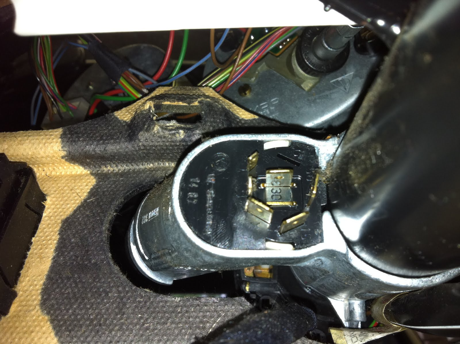 Evaluate The Switch You Need Ignition Is A Standard Volkswagen Part No 111 905 865 L Your Local Vw Dealer Still Have It