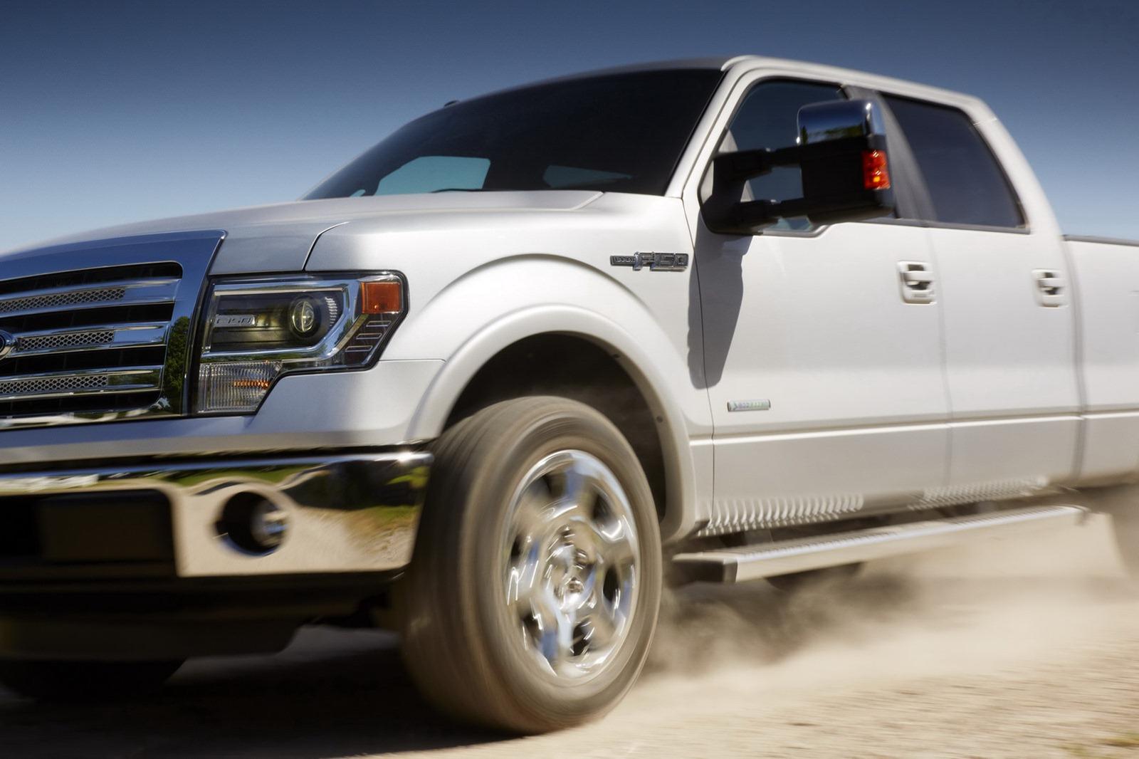 Ford thu hồi 270.000 chiếc F-150 bị cáo buộc lỗi phanh gây ra 9 tai nạn