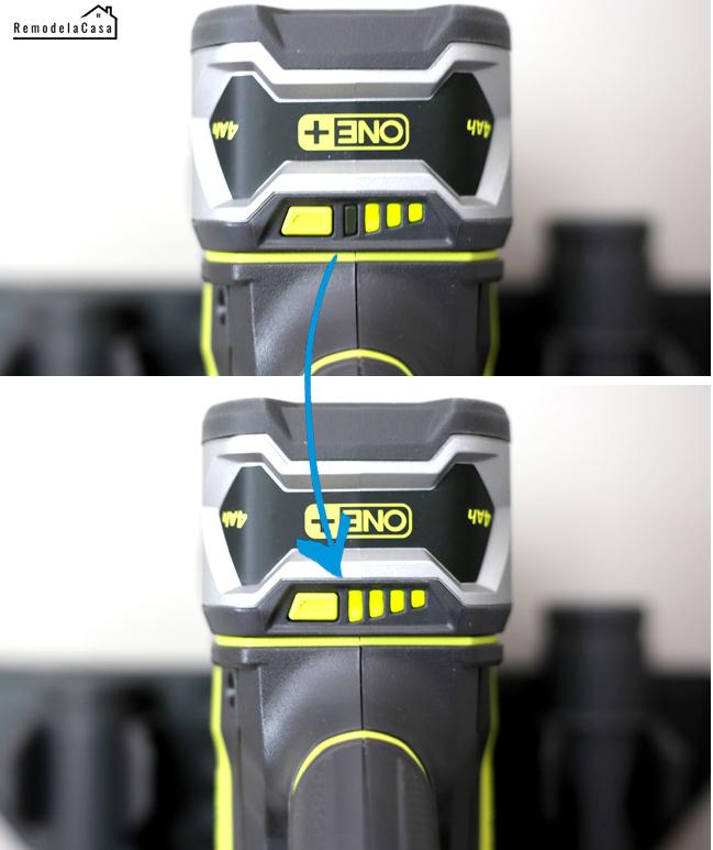 Ryobi P108 4.0Ah batteries