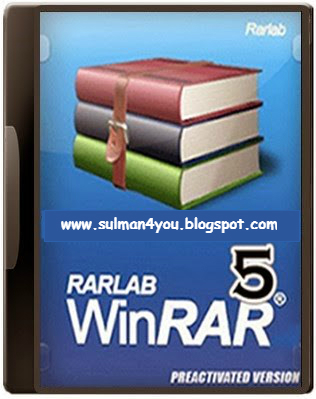 WinRAR 5 Free Download Full Version
