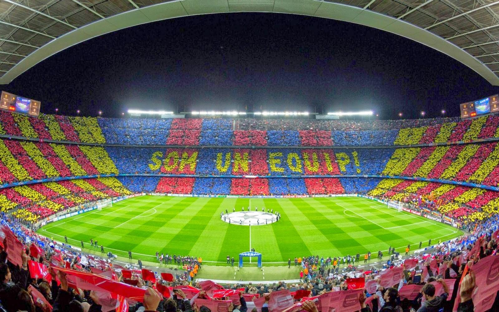 Wallpapers Hd Soccer Est 225 Dio Camp Nou Em Barcelona Dicas De Barcelona E Espanha