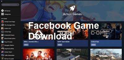 Facebook Game Apps – Facebook Game Download