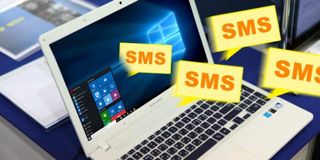 Windows 10: 7 applications to read and send SMS with its smartphone from the PC