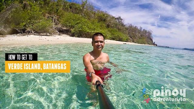 How to get to Isla Verde Island Batangas City