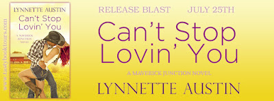 Release Blast & Giveaway: Can't Stop Lovin' You by Lynnette Austin
