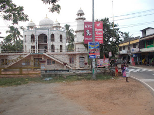 Mosque in Alappuzha city