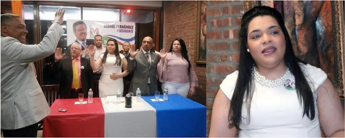 Con lanzamiento del movimiento MURO arranca campaña externa de Leonel en Nueva York