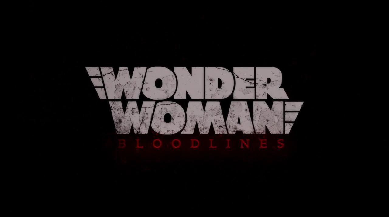 HD Wonder Woman: Bloodlines photos screen shots poster