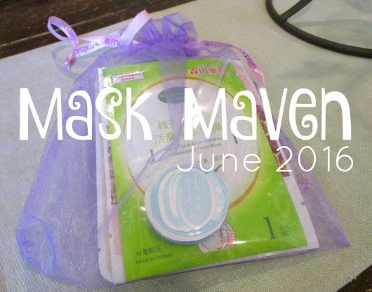 Beauteque Mask Maven June 2016 Review
