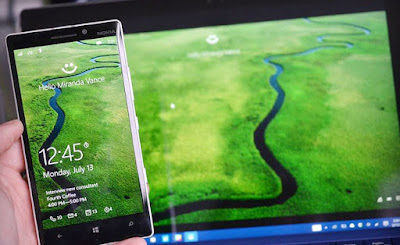 Windows 10 Mobile akan dukung fingerprint