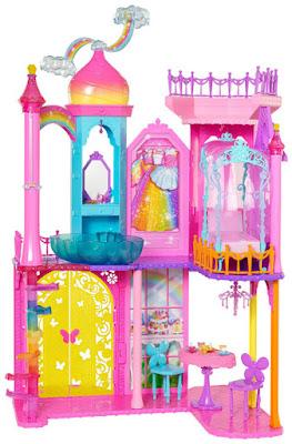 JUGUETES - BARBIE - Palacio de Princesas Producto Oficial 2016 | Mattel DPY39 | A partir de 5 años Muñeca se vende por separado Comprar en Amazon España