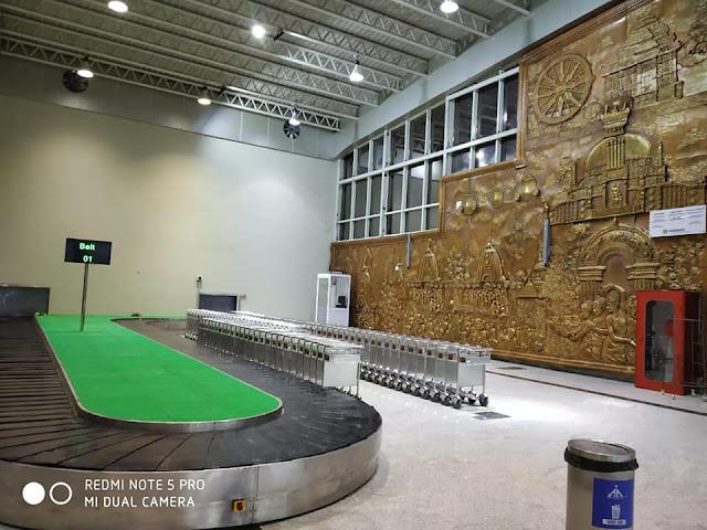 Jharsuguda Airport Photos