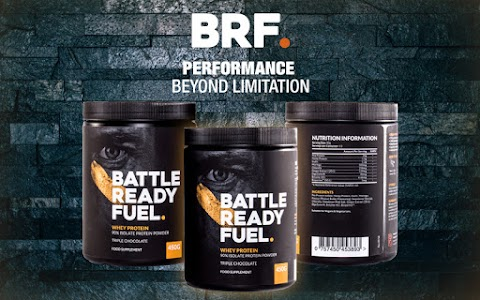 Battle Ready Fuel Whey Protein (900) - Fast Absorbing Isolate Protein