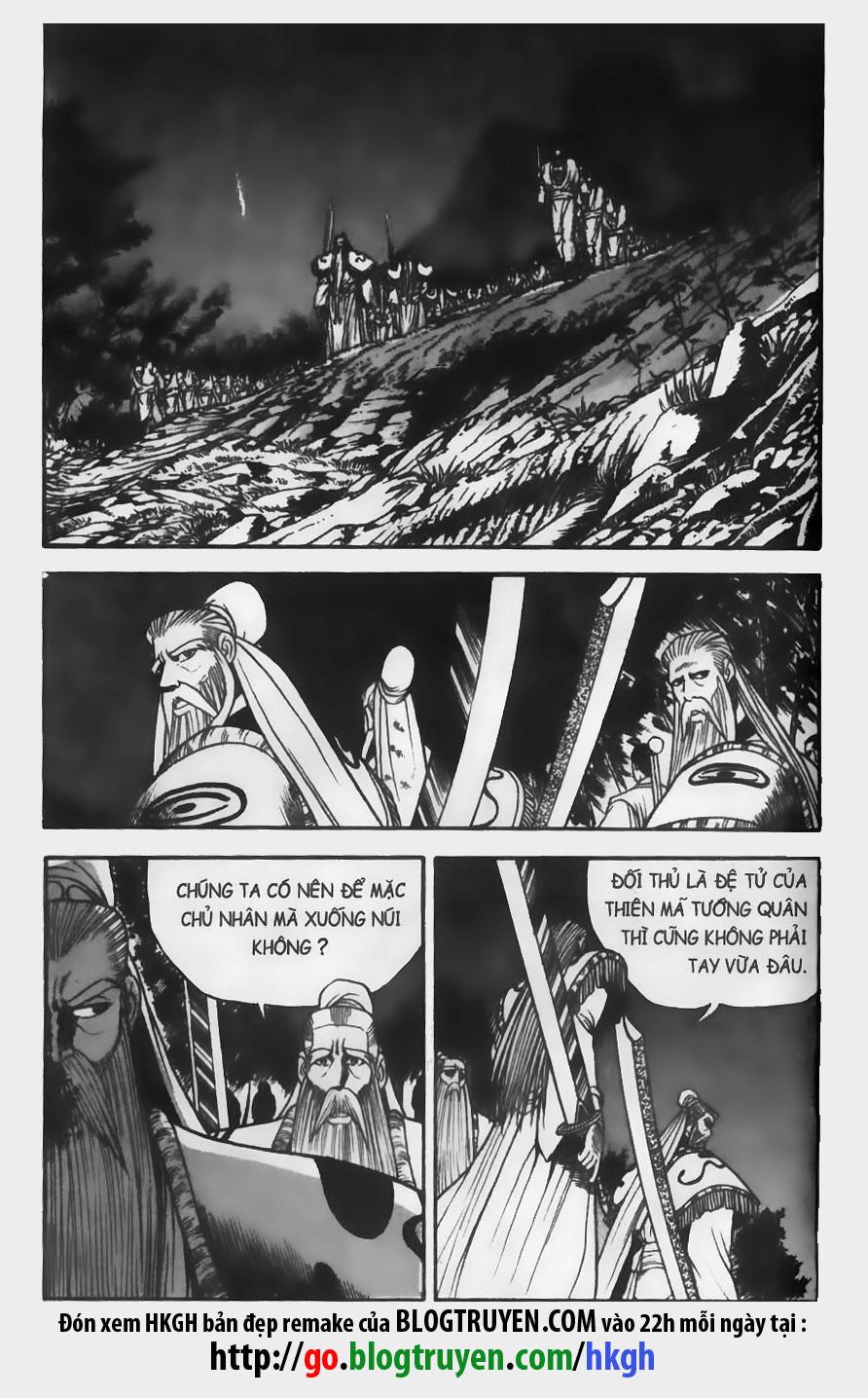 Hiệp Khách Giang Hồ Chap 032