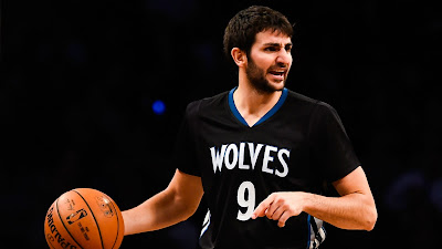 Ricky Rubio is not playing for the Wolves for Personal reason, that's new! Trade Rumor