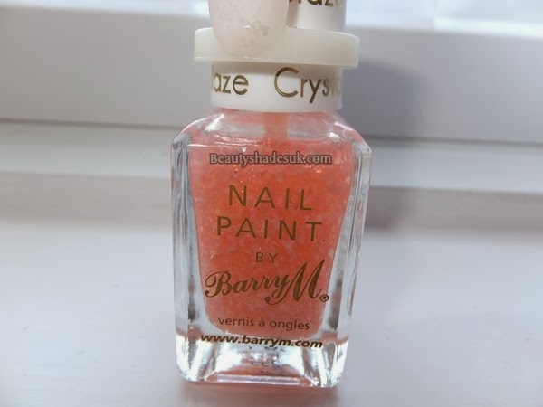 Barry M Crystal Glaze