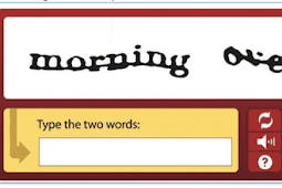 Fungsi dan Cara Kerja CAPTCHA