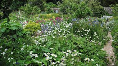 Jardín de Charleston y el grupo de Bloomsbury