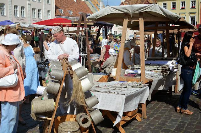 Raekoja meydanı, Tallin, Estona