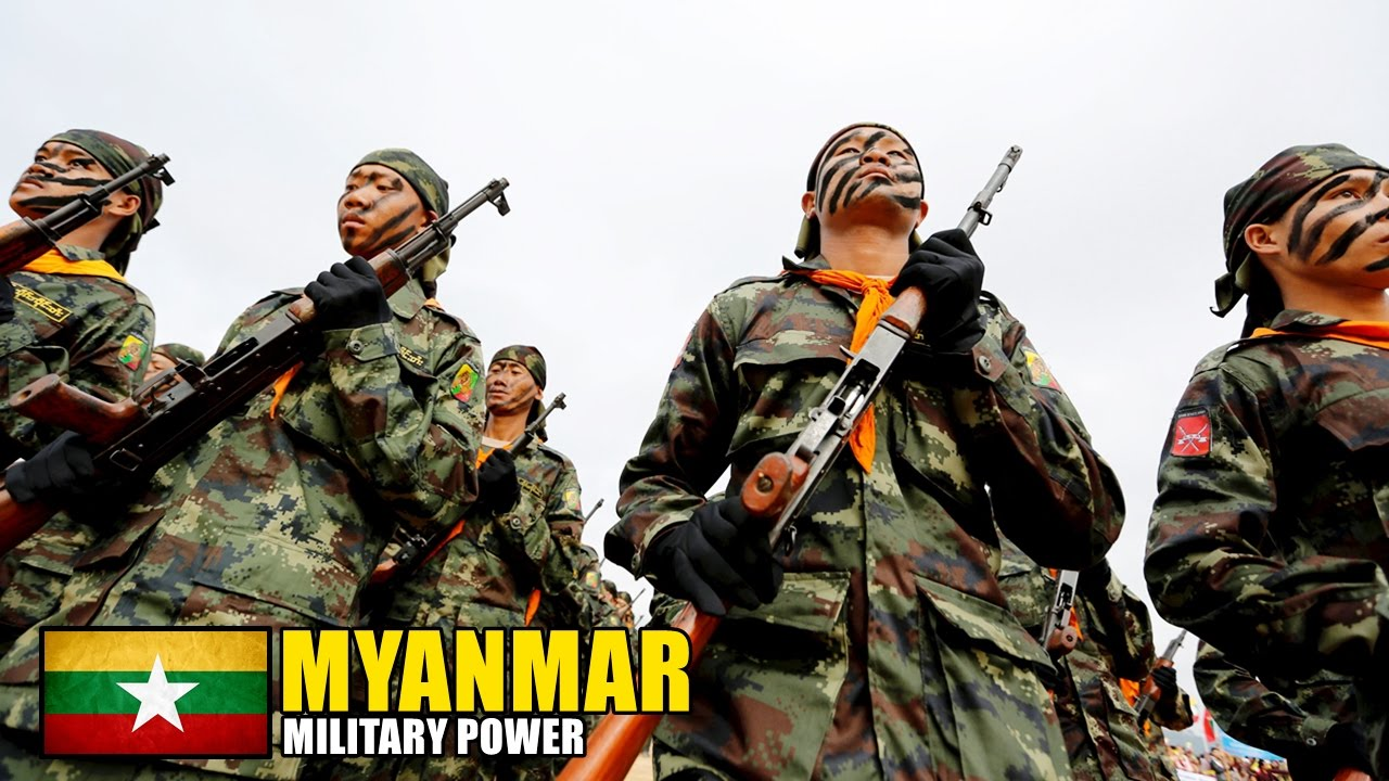fd819e0ec30f Myanmar Military Power - Bangladesh Defence