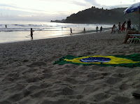 Barra do Sahy costa de Sao Paulo