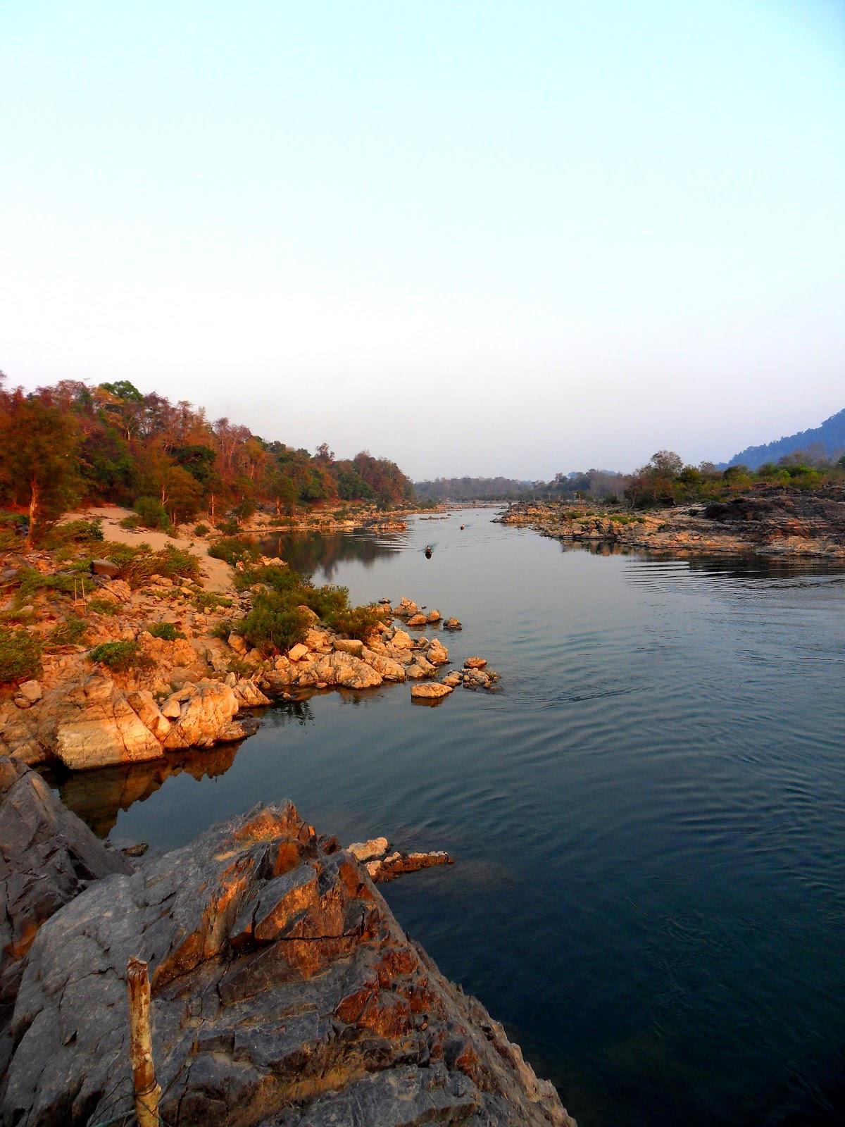 Reflexionen Eines Suchenden Reisereportagen Si Phan Don
