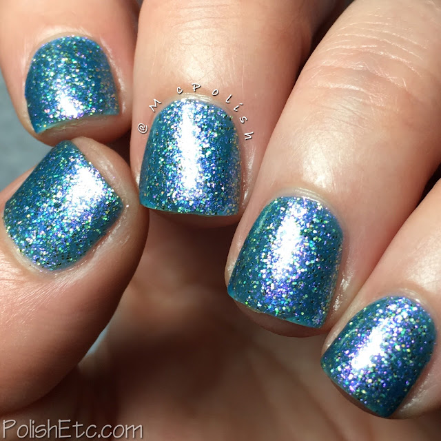 Takko Lacquer - 2017 Sample #3 - McPolish