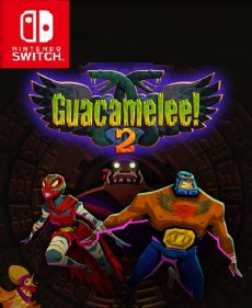 Guacamelee 2 [Nintendo Switch] Oyun İndir [Google Drive-Mega]