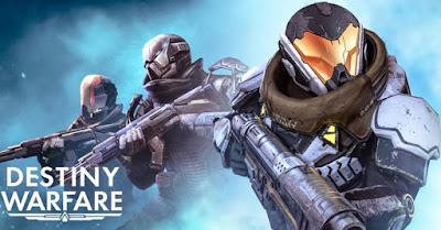 Destiny Warfare Apk + Data Free Download Online FPS