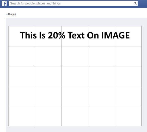 Kiểm tra hình ảnh để chạy Quảng Cáo Facebook