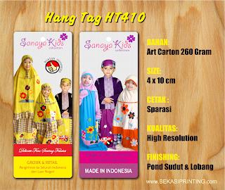 Hang Price Tag