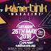 Kamerlink Magazine Issue II is Ready And Set To Be Released On May 26th At Mountain Hotel - Make It A Date