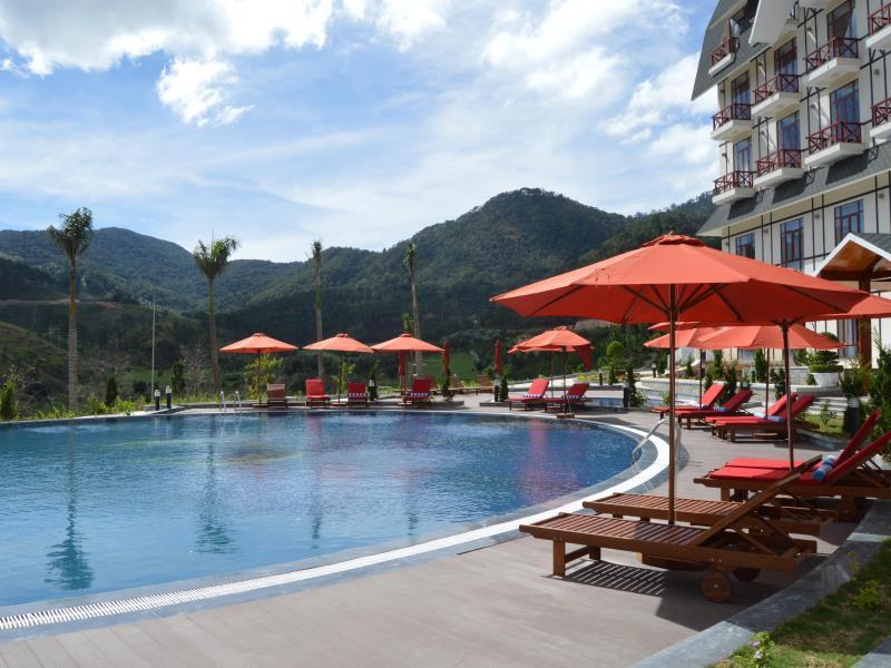 Top 10 Resort/ Khách sạn Đà Lạt gần hồ Tuyền Lâm giá rẻ có view ngắm hồ đẹp