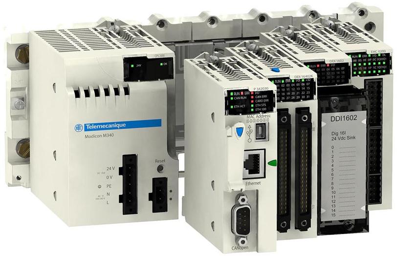 Expos Sur LAutomate Modicon TSX Micro Et Modicon Premium