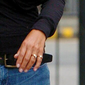 The Middleton Women Have A Penchant For Rings On Random Fingers But Maintaining Pinky Ring Left While Wearing Signet Right Would Be