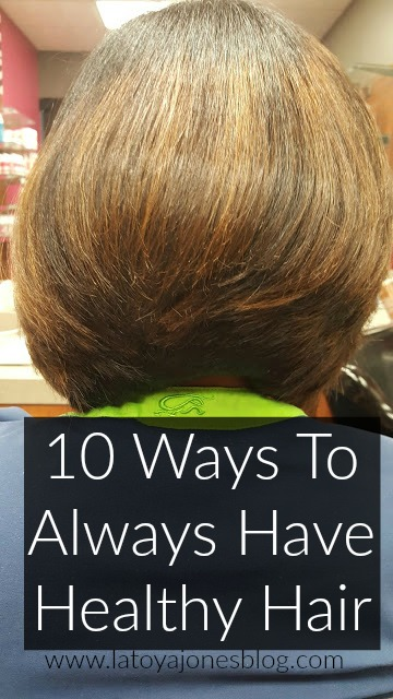 10 Kitchen And Home Decor Items Every 20 Something Needs: 10 Ways To Always Have Healthy Hair