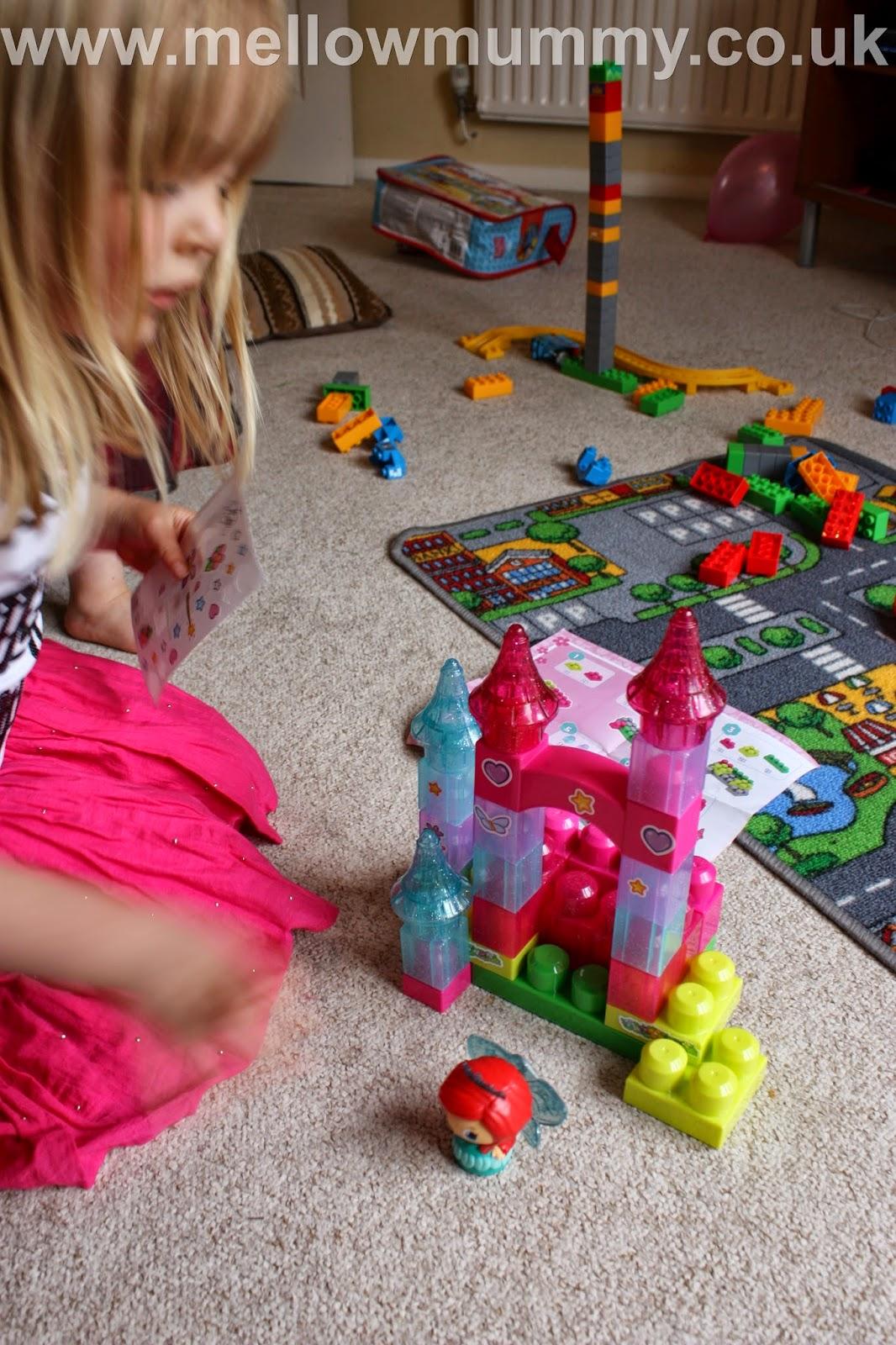Mellow Mummy: Thomas & Friends By Mega Bloks : Taking life as it