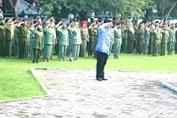 Peringati Hut Kartini 2013,Pemkab Kepulauan Selayar Laksanakan Upacara
